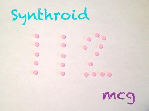 Synthroid 112