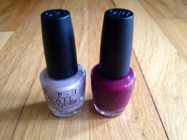 OPI Fall Colors