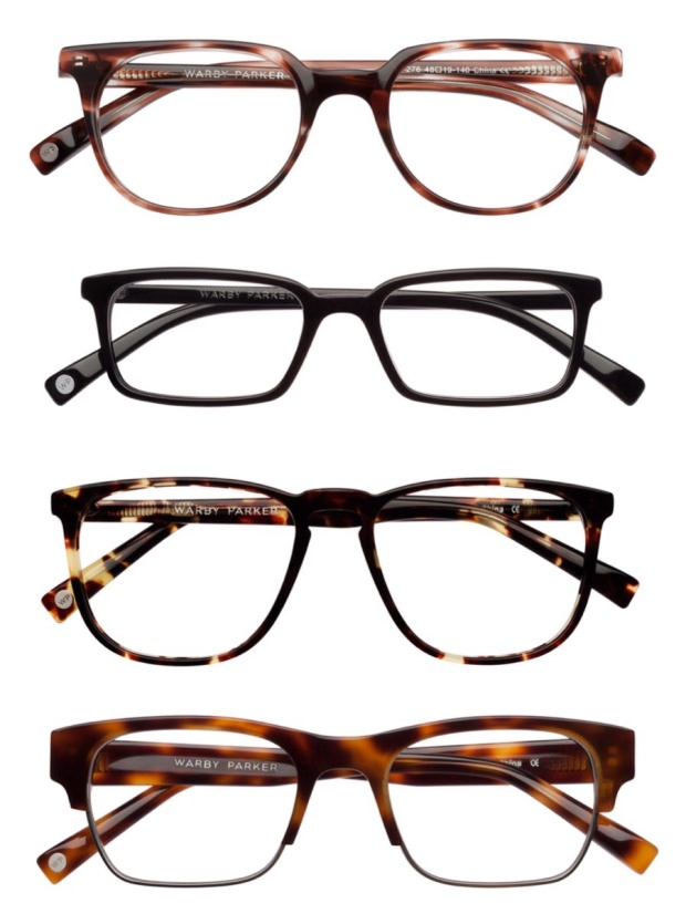 Warby Parker's Winter 2014 Collection - Eyeglasses