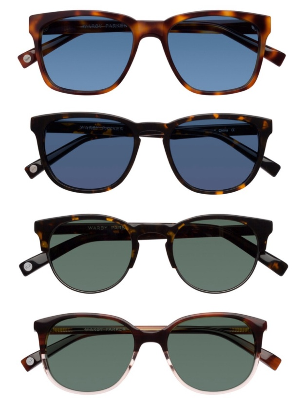 Warby Parker's Winter 2014 Collection - Sunglasses
