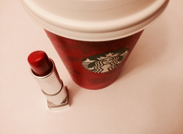 Maybelline Lipstick - Are You Red-dy