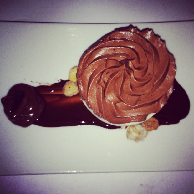 Nutella Cheesecake - Danfords Hotel and Marina