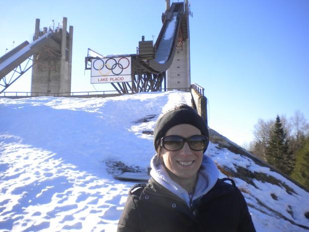 Ski Jump - Lake Placid, NY