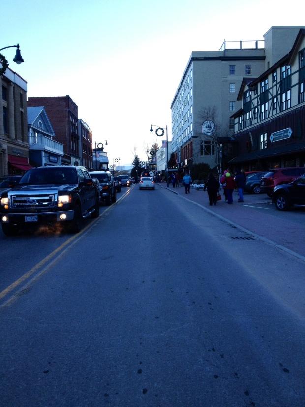 Main Street - Lake Placid, NY