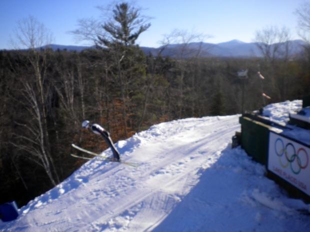 Ski Jumper - Lake Placid, NY