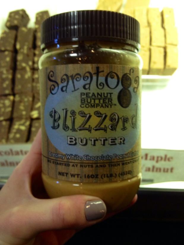Blizzard Butter - Peanut Butter