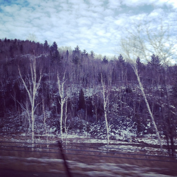 Traveling to Lake Placid, New York