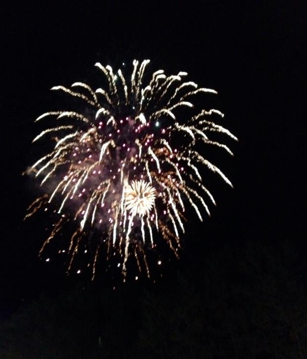 Fireworks - Lake Placid, NY
