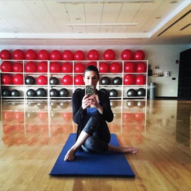 Weekday Yoga