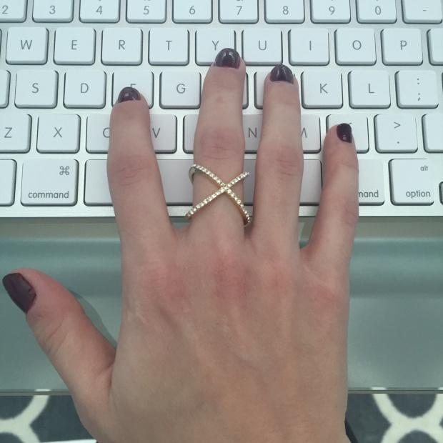 Crystal Mason Ring - BaubleBar