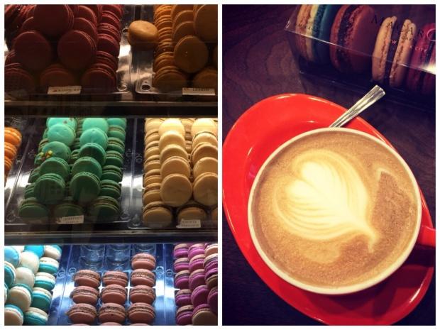 Macaron Cafe - NYC