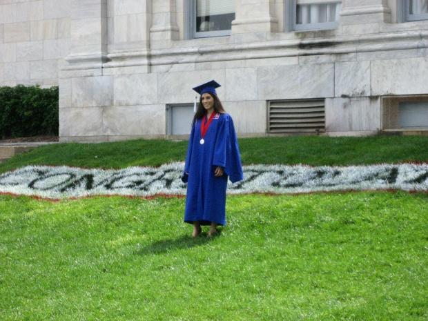 American University - 2009 Graduation