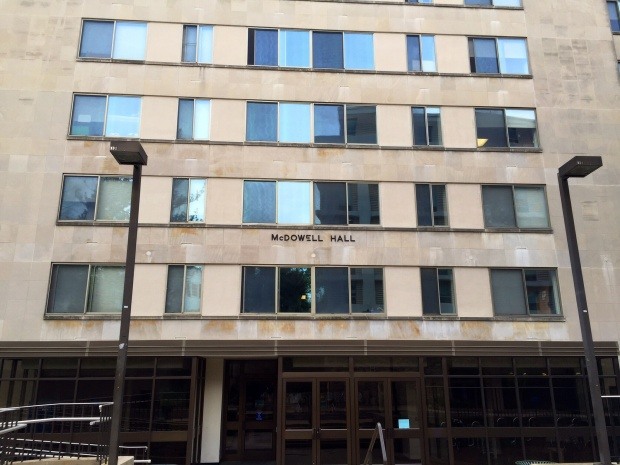 McDowell Hall - American University