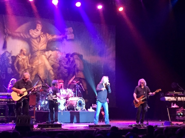 Kansas at the Patchogue Theater