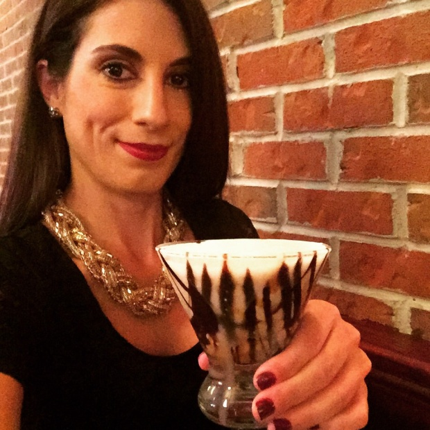 Salted Caramel Martini - XO Wine and Chocolate Lounge