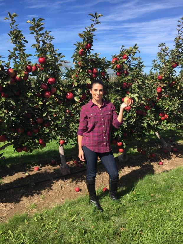 Apple Picking Attire