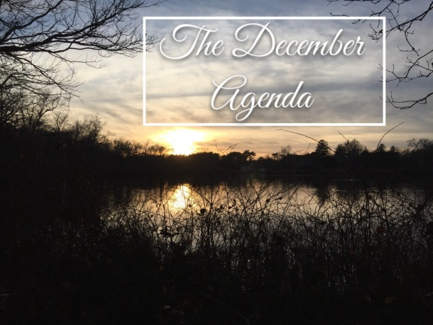 The December Agenda