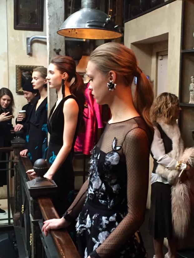 New York Fashion Week: Sachin & Babi