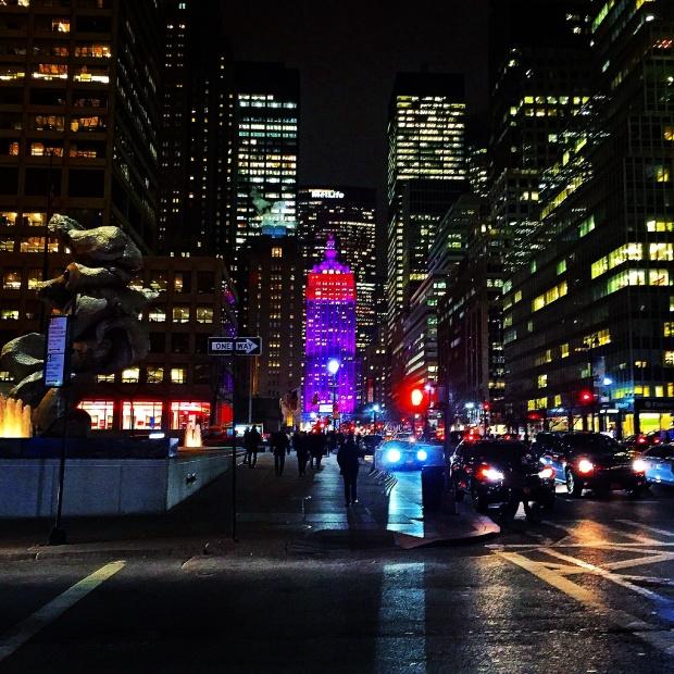 Goodnight, New York City