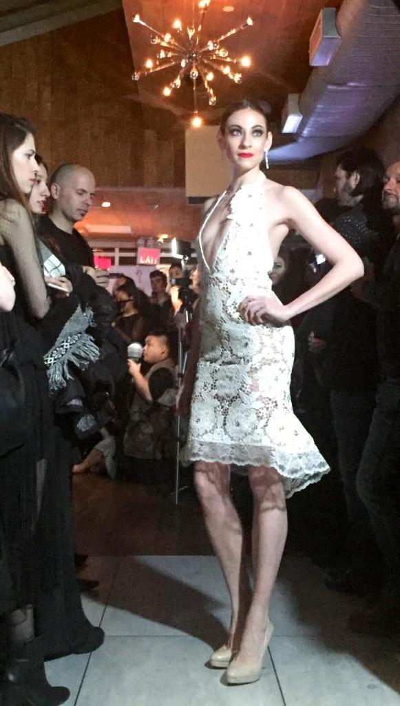 New York Fashion Week: Irina Shabayeva