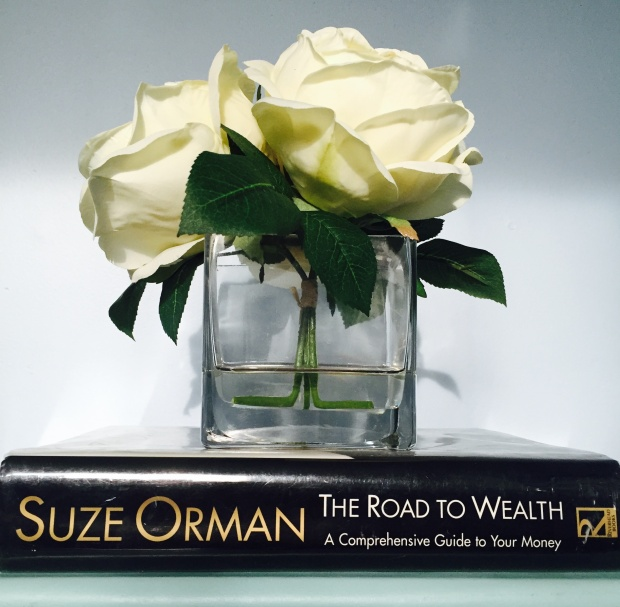 Financial Literacy Month - Suze Orman