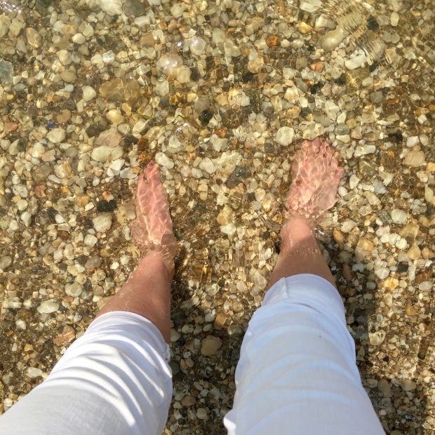 A Mid-Week Beach Day