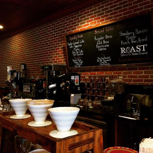 Roast Coffee and Tea